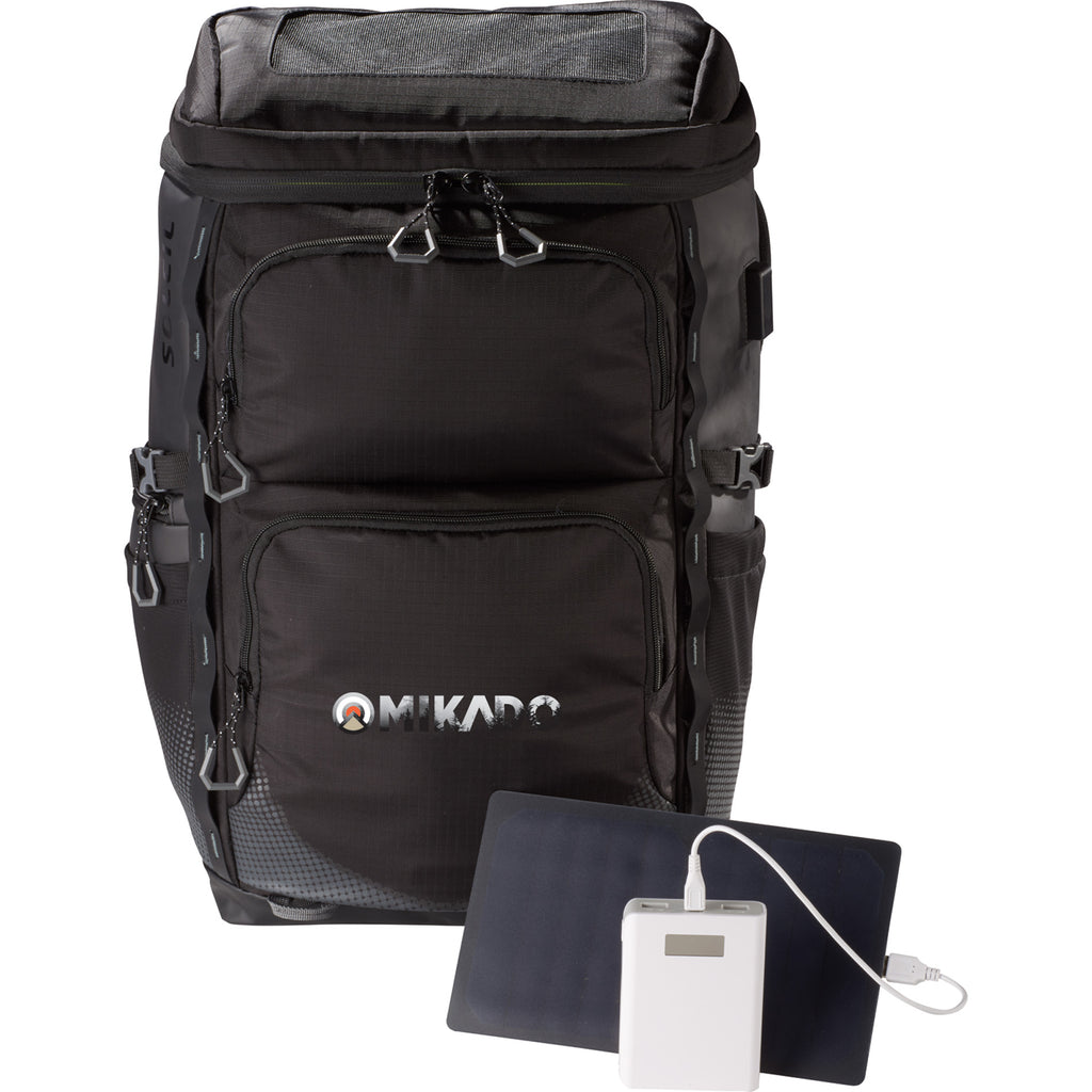 Elevate Soleil Backpack W/ 8,000 Mah Power Bank 1975-23
