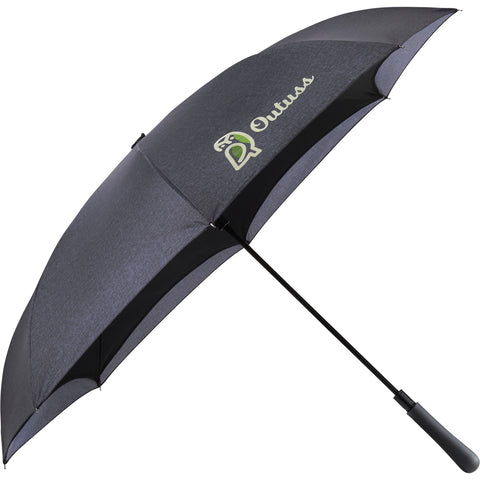"48"" Auto Close Heathered Inversion Umbrella 2050-94"