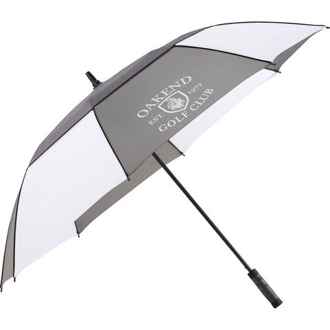 "60"" Heathered Sport Auto Open Golf Umbrella 2051-04"