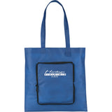 Foldable Non-Woven Convention Tote 2150-40