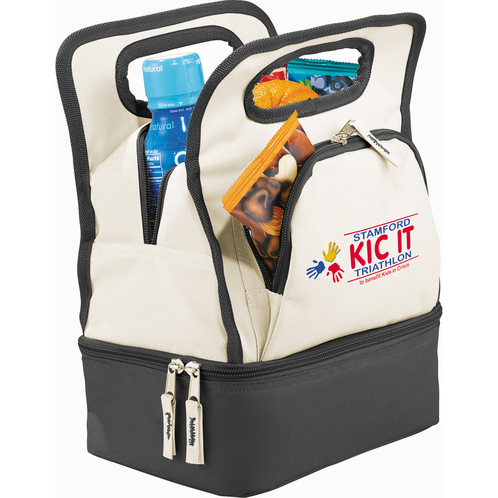 Color Dip Dual Compartment Lunch Cooler 2170-21