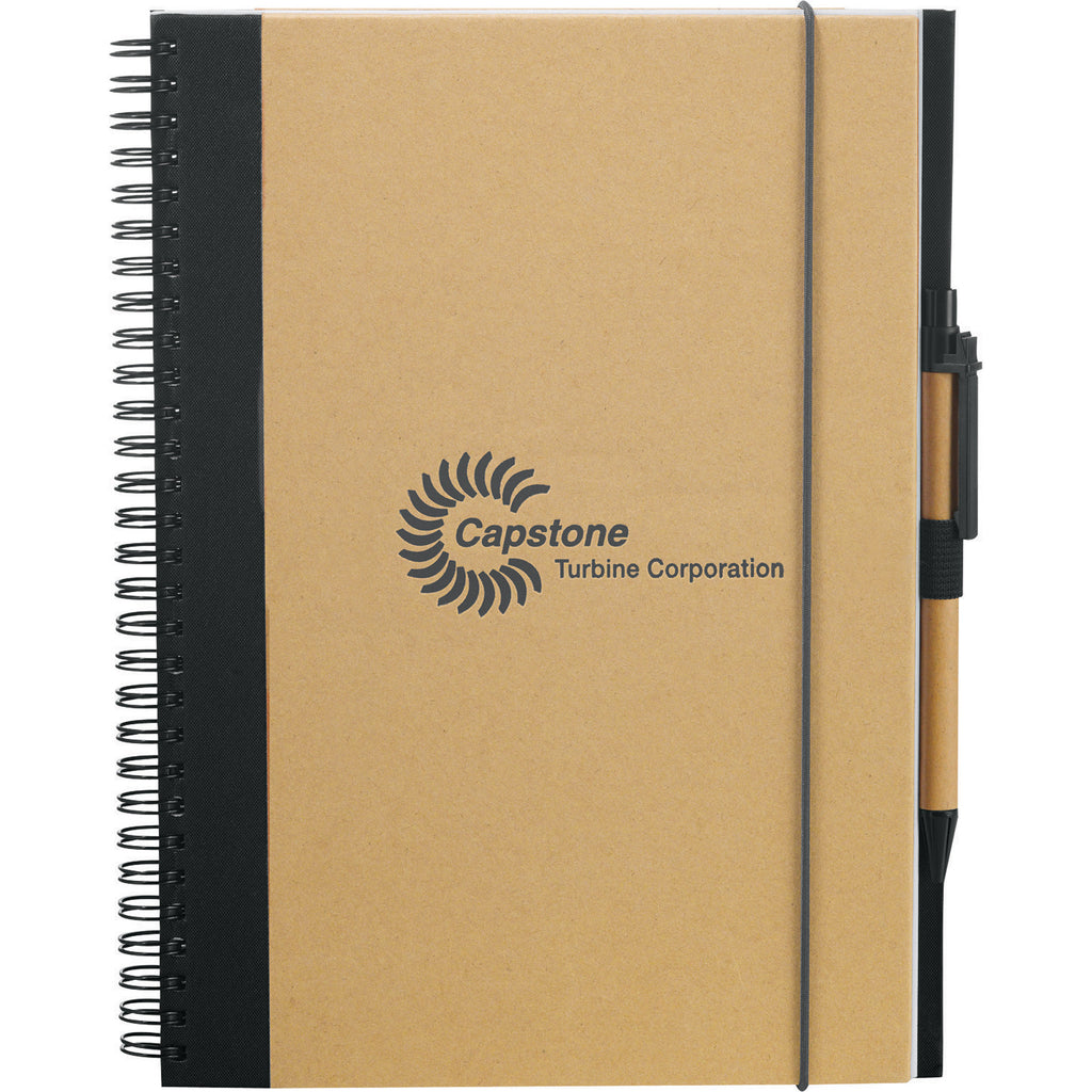 Evolution Large Recycled Spiral Journalbook 2230-09