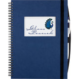 Frame Rectangle Large Hardcover Spiral Journalbook 2700-26
