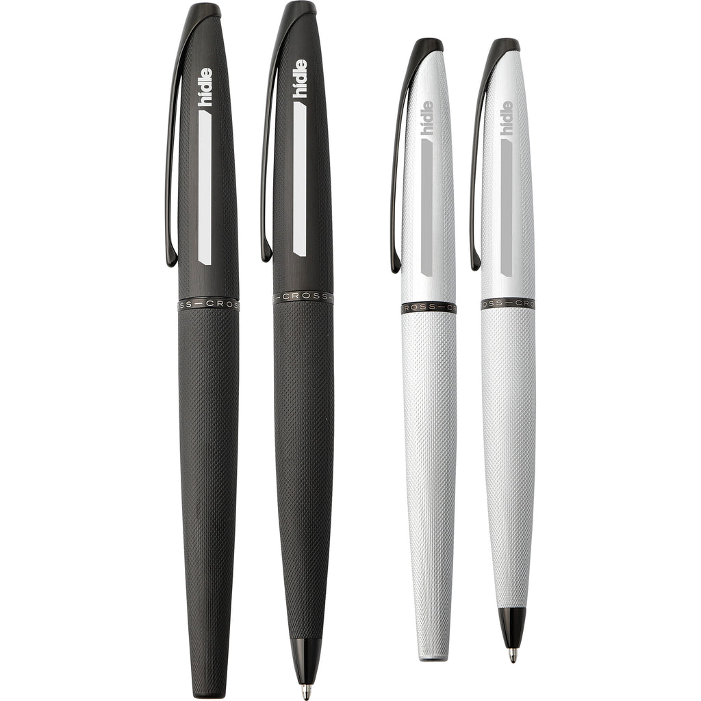 Cross  Atx Brushed Pen Set 2768-21