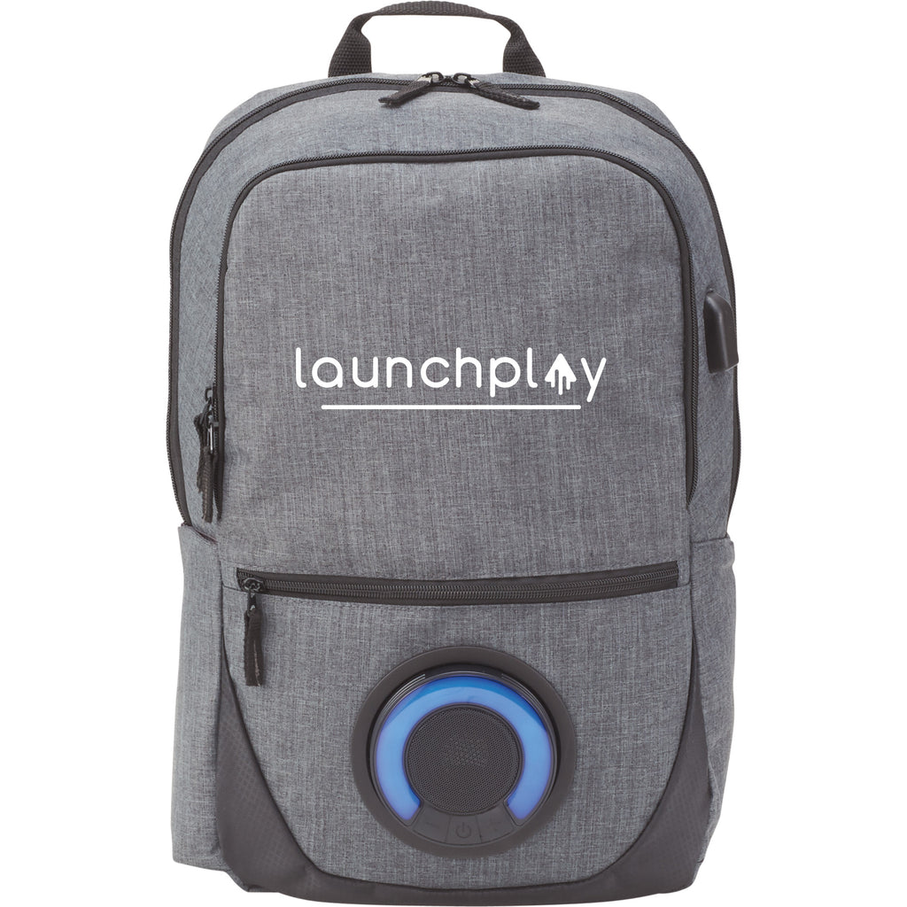 "Blare Bluetooth Speaker 15"" Computer Backpack 3450-85"