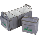 Arctic Zone Trunk Organizer With 40 Can Cooler 3860-64
