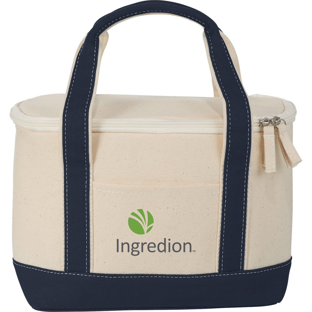 Cotton Canvas Lunch Cooler 4200-15