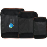 Brighttravels Set Of 3 Packing Cubes 7007-03