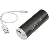 Bliz 6000 Mah Power Bank With 2-In-1 Cable 7121-57
