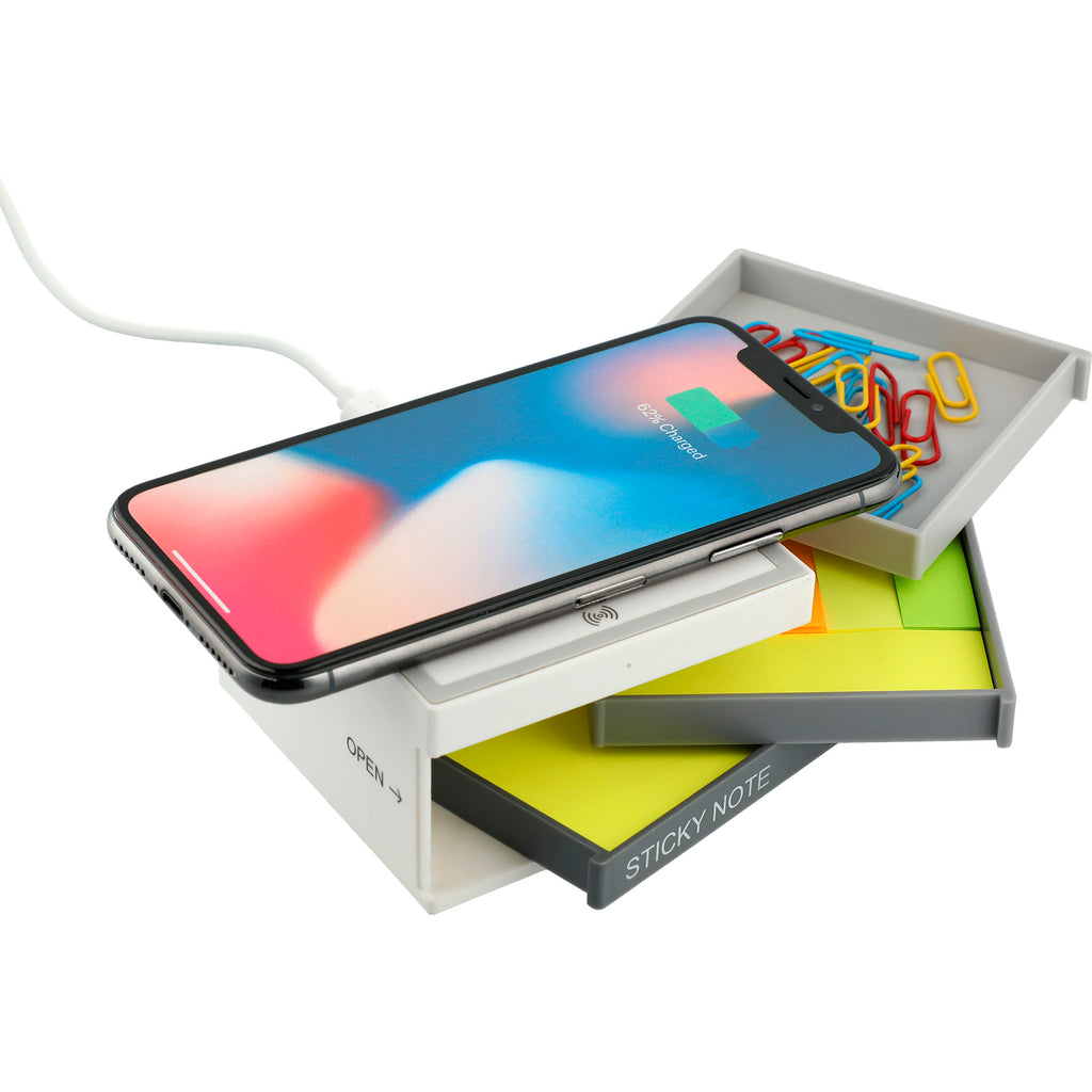 Chaos Desk Kit With Wireless Charging Pad 7141-86