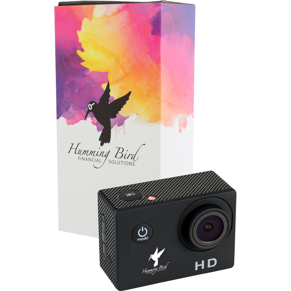 720P Action Camera With Full Color Wrap 7141-91