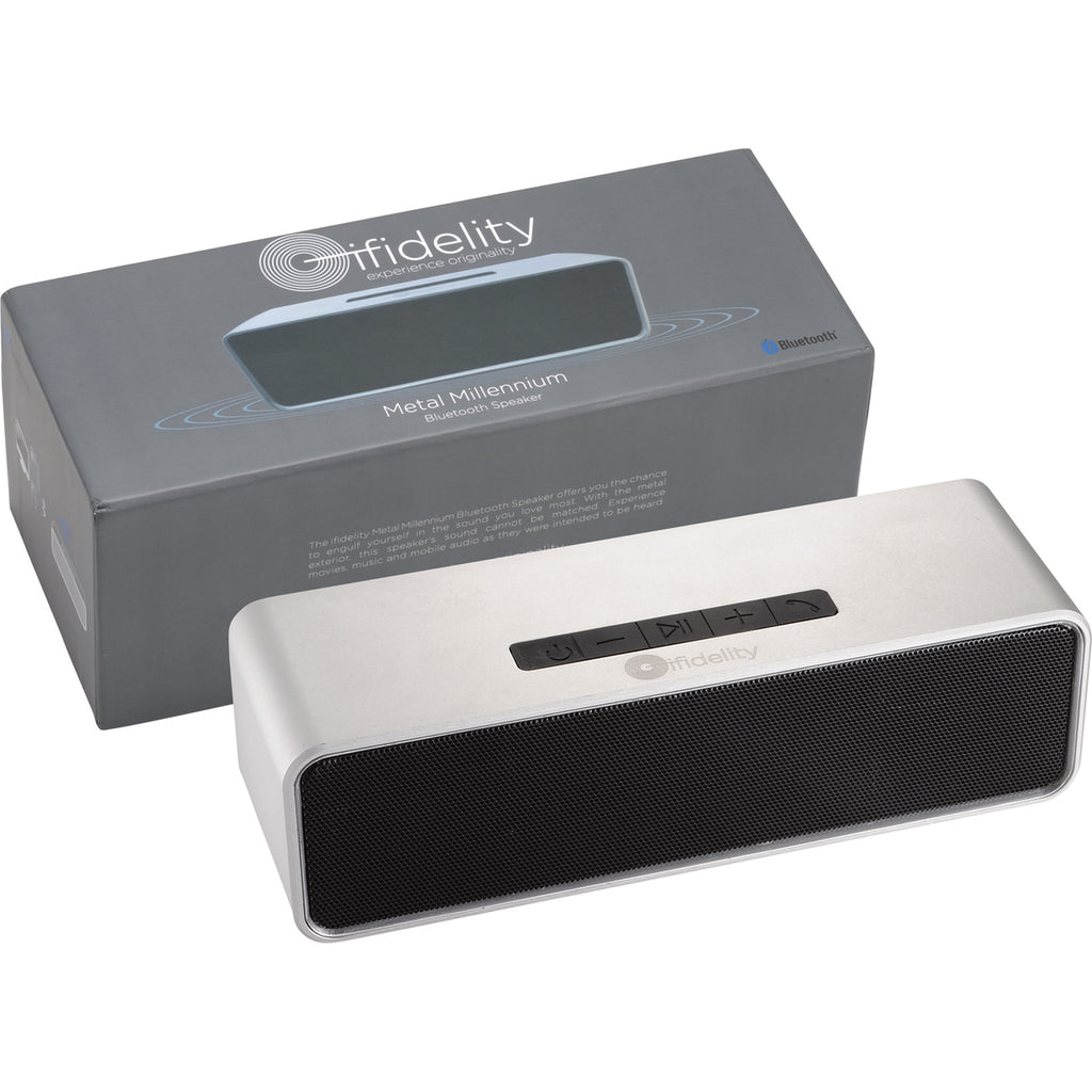 Ifidelity Metal Millennium Bluetooth Speaker 7198-11