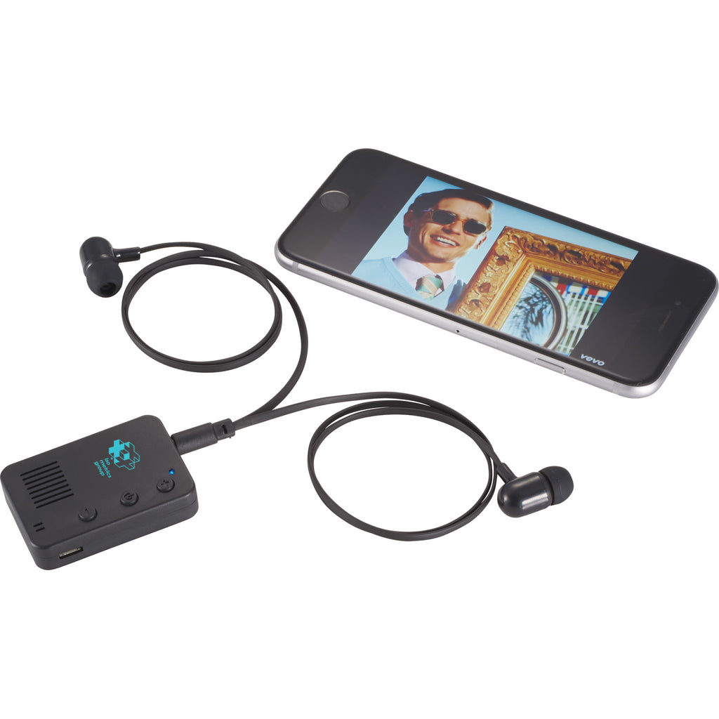 Bluetooth Receiver Speaker And Earbuds 7198-36