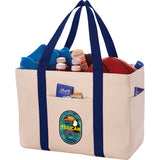 Heavy Duty 20Oz Cotton Canvas Utility Tote 7900-85