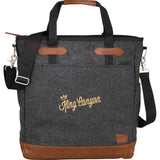 "Field & Co. Campster Wool 15"" Computer Tote 7950-86"