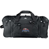 "High Sierra 26"" Wheeled Duffel Bag 8050-40"