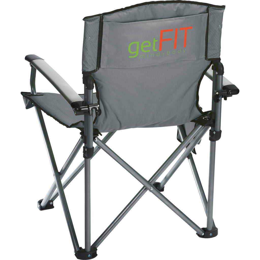 High Sierra Deluxe Camping Chair (300Lb Capacity) 8050-76