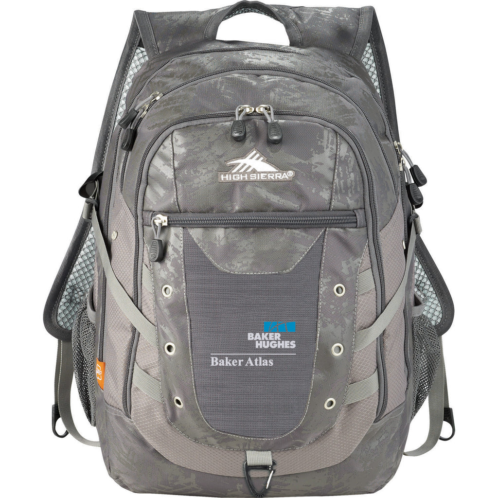 "High Sierra Tactic 17"" Computer Backpack 8051-49"