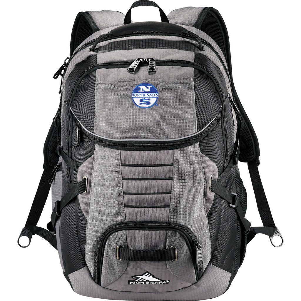 "High Sierra Haywire 17"" Computer Backpack 8051-74"