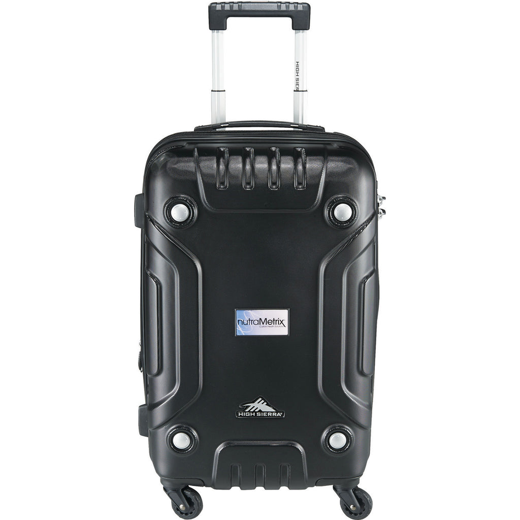 "High Sierra Rs Series 21.5"" Hardside Luggage 8052-44"