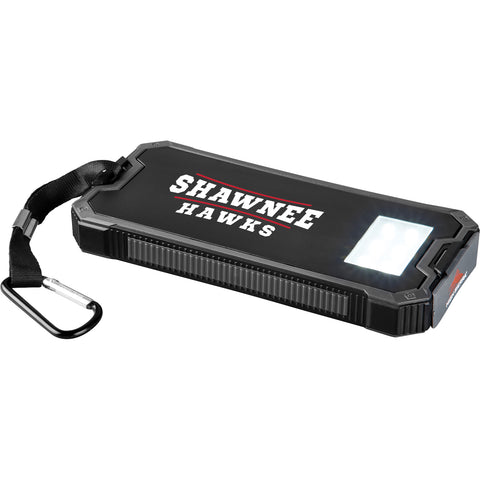 High Sierra Falcon Solar 10000 Mah Power Bank 8052-51