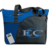 Excel Sport Zippered Utility Business Tote 8100-39