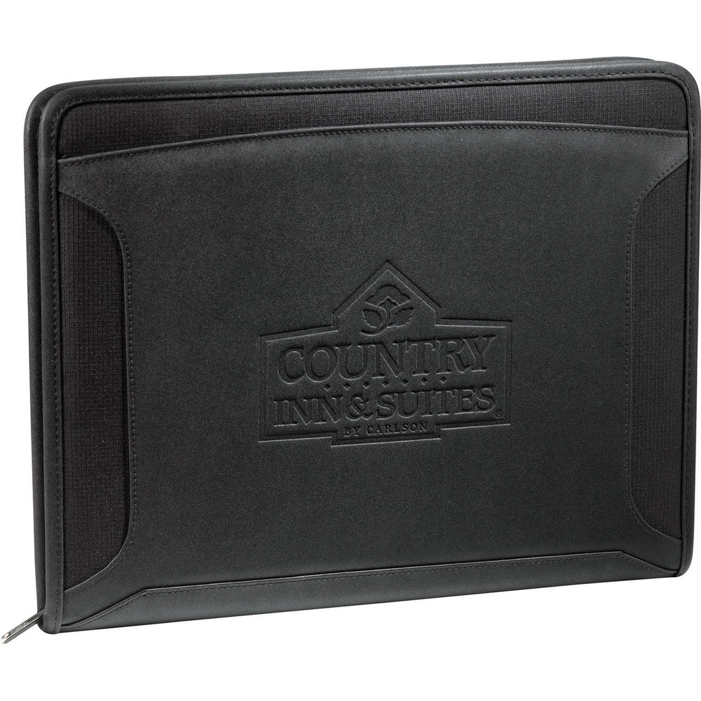 Case Logic Conversion Zippered Tech Padfolio 8150-29