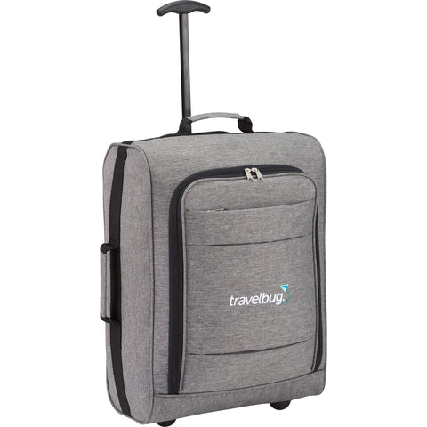 "Graphite 20"" Upright Luggage 8400-50"