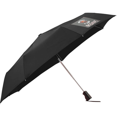 "44"" Totes 3 Section Auto Open/Close Umbrella 8850-02"