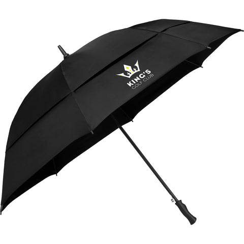 "62"" Totes Auto Open Vented Golf Umbrella 8850-03"
