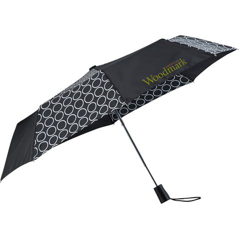 "42"" Totes 3 Section Auto Open Umbrella 8850-16"