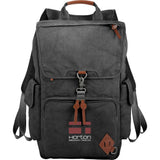 "Alternative Deluxe 17"" Cotton Computer Backpack 9004-10"