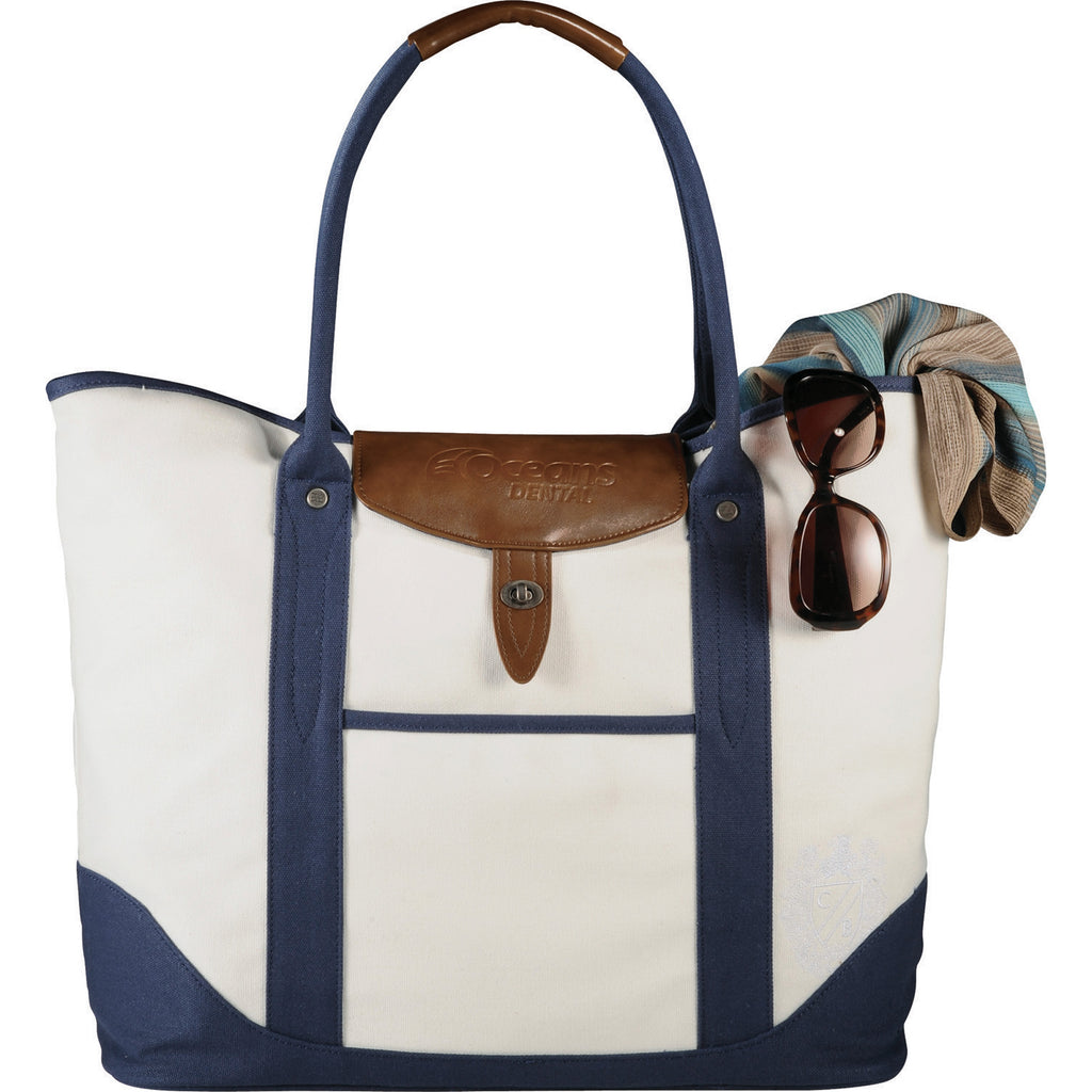 Cutter & Buck Legacy Cotton Canvas Boat Tote 9840-04