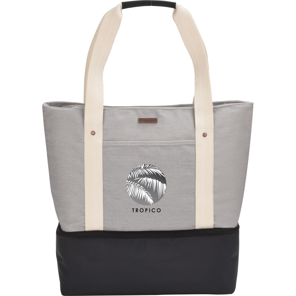 Cutter & Buck 16Oz. Cotton Boat Tote Cooler 9860-25