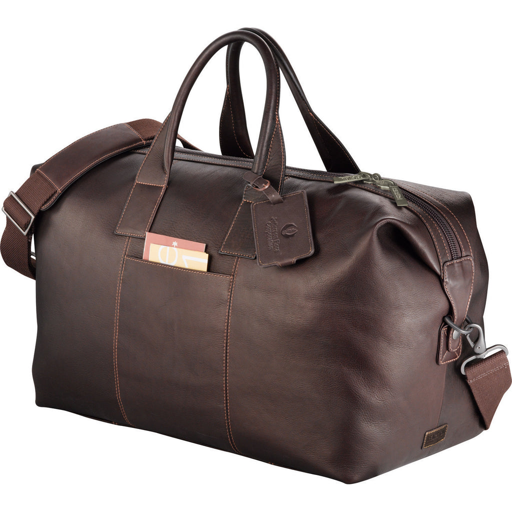 "Kenneth Cole Colombian Leather 22"" Duffel 9950-30"