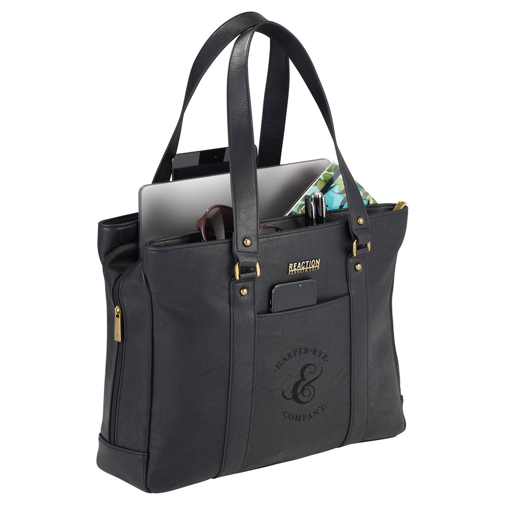 "Kenneth Cole Triple Gusset 15.4"" Computer Tote 9950-52"