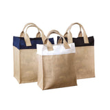 Jute - Mini Burlap Gift Bag - Natural JC0211N