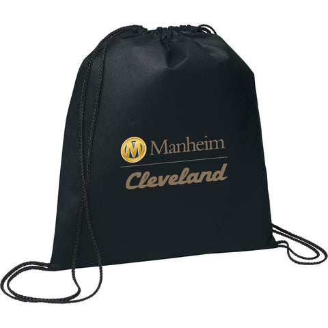 Evergreen Non-Woven Drawstring Bag SM-7434