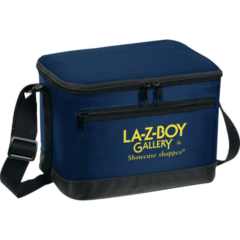 Deluxe 6-Can Lunch Cooler SM-7501