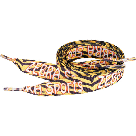 "Full Color Shoelaces - 3/4""W X 60""L SM-8041"