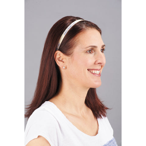 "Full Color 1/2"" Elastic Headband SM-8067"