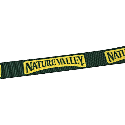 "Full Color 1"" Lanyard W/ Ring SM-8076"