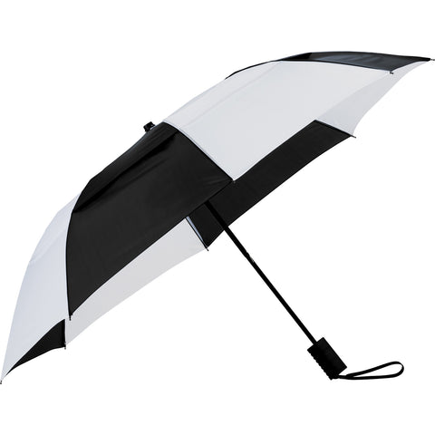 "42"" Auto Open Vented Folding Umbrella SM-9514"