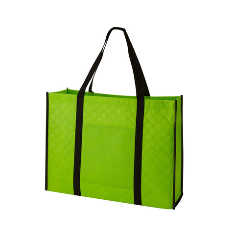 Quilted Non-Woven Tote TFE8380
