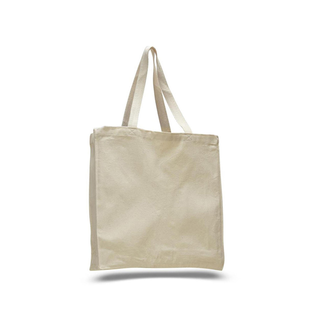 California's Hottest Canvas Grocery Bag - Natural TFW125300 - NATURAL