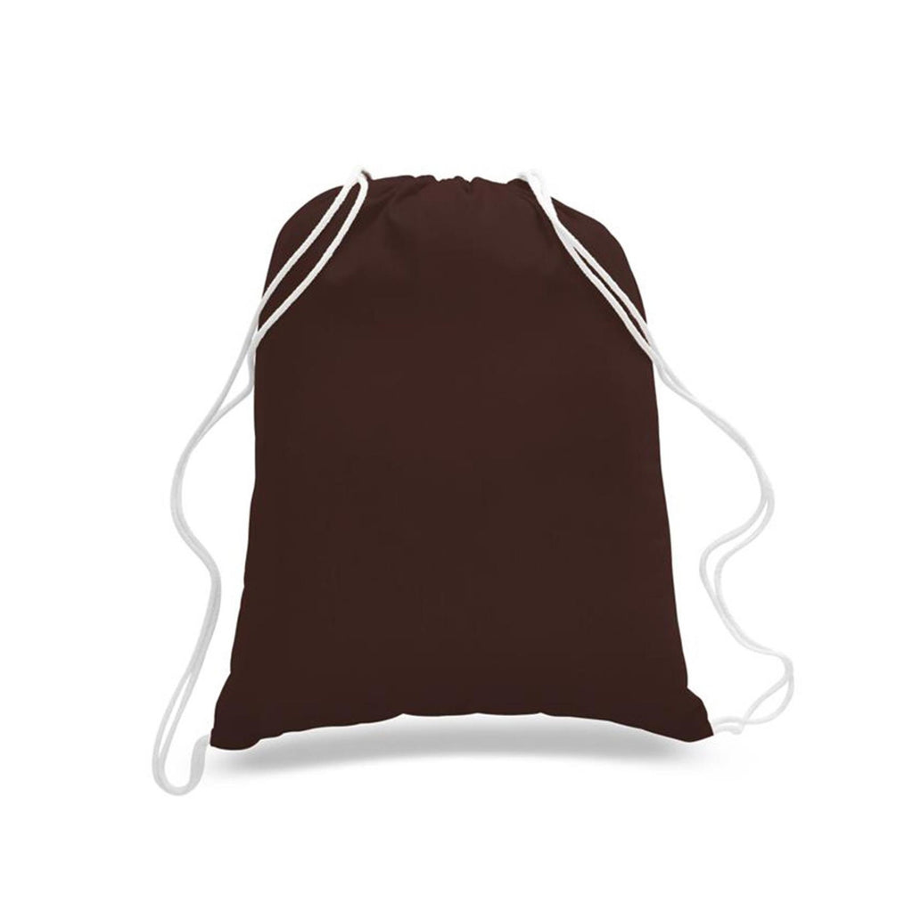 Cotton Drawstring Cinch Bag - Small - Colors TFW4500-S-C