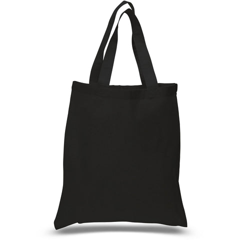 Cotton Economical Basic Tote Bag - COLORS TFWTB - COLORS
