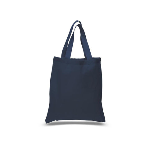 Cute Cotton Mini Tote Bag - Colors TFWTBM-COLORS