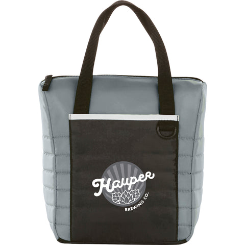 Quilted 12-Can Lunch Cooler SM-7774