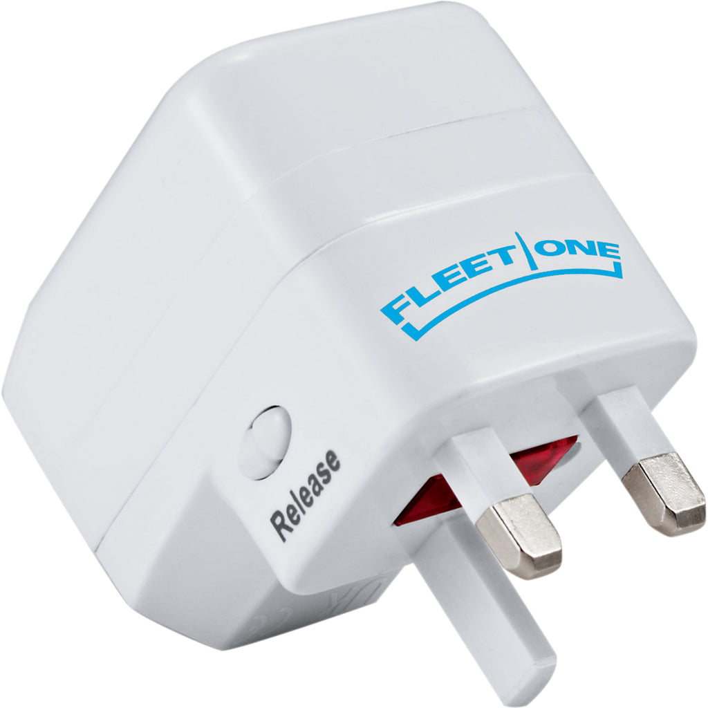 Universal Travel Adapter With Usb Port 1660-72